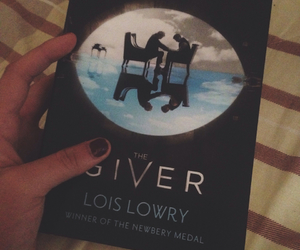 the best and book the giver image