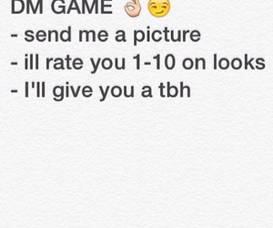 Tbh game