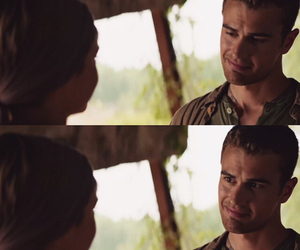insurgent and fourtris image