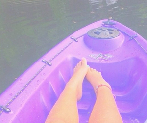 pastel and purple image