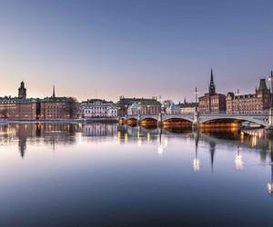 europe, stockholm, and sweden image