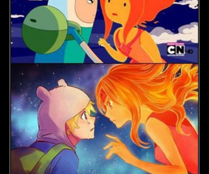anime, adventure time, and cartoon image