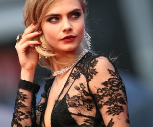 cannes and cara delevingne image