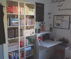 book, beautiful, and bookshelf image