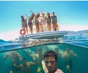 summer, selfie, and boy image