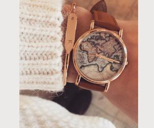 accessories, watch, and clothes image
