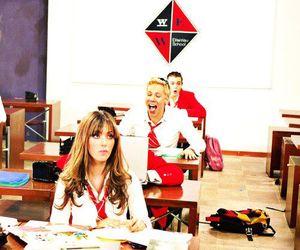 Anahi, christian chavez, and RBD image