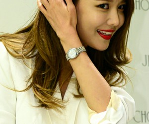 girl, choi sooyoung, and girls generation image