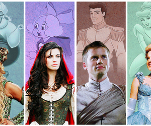 once upon a time and disney image