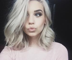 hair, makeup, and amanda steele image