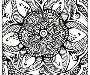 background, grunge, and hippie image