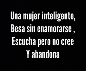 black and white, frases, and inteligente image