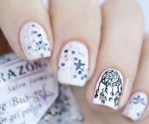 nails, sueños, and decoradas image