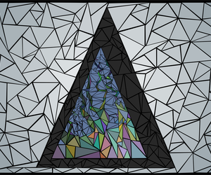 triangle and alt j image