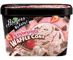 chocolate, ice cream, and strawberry image
