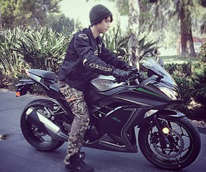 bike, motorcycle, and uriah shelton image