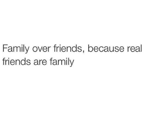 family, friends, and quotes image