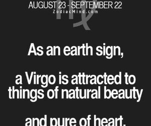 virgo, zodiac, and star sign image