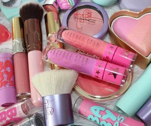 cosmetics, baby lips, and cute image