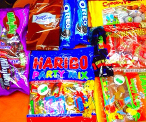 colorful, sweets, and cute image