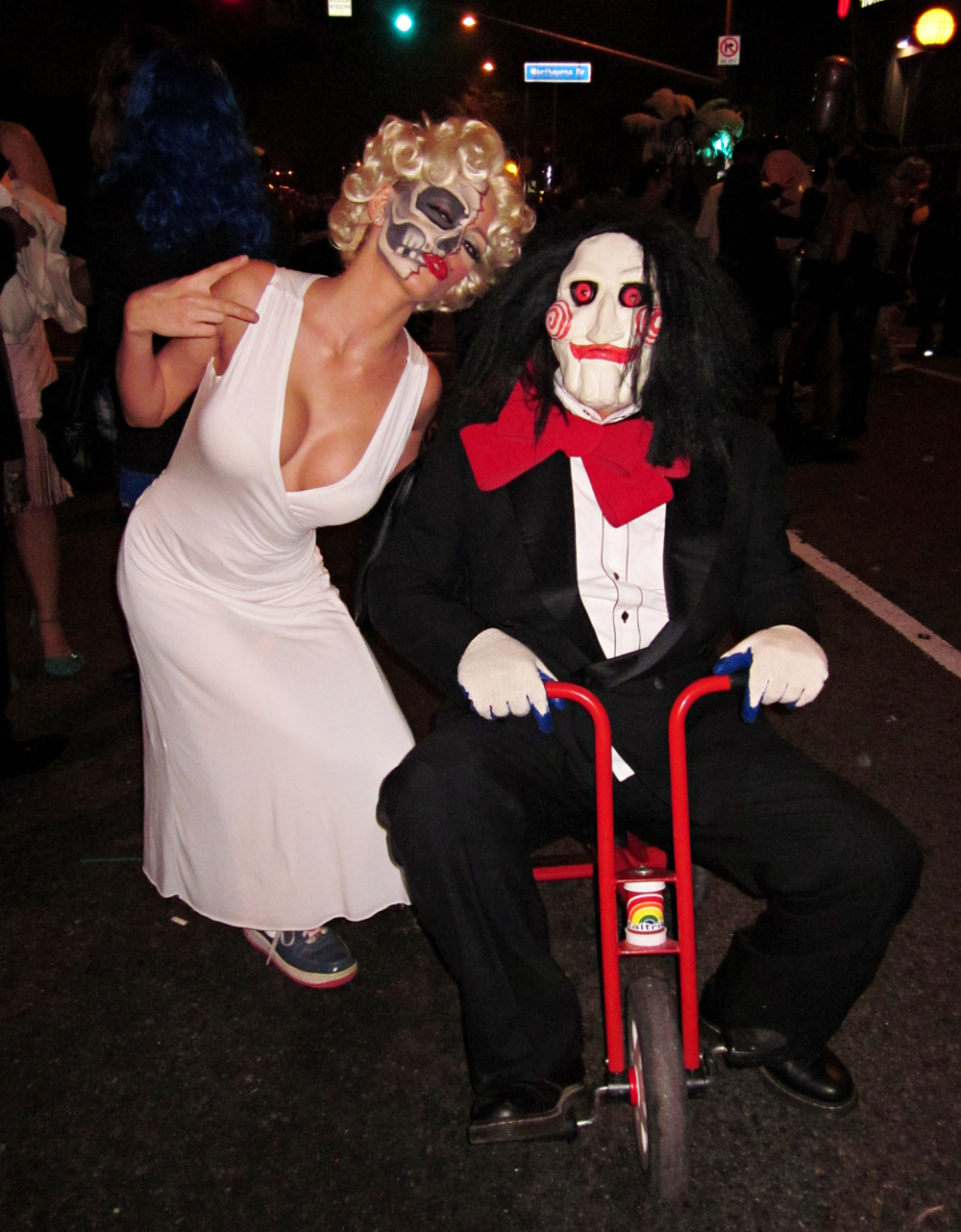 best of the 2011 west hollywood halloween costume carnaval beverly hills honeys