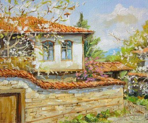 bulgaria and spring image