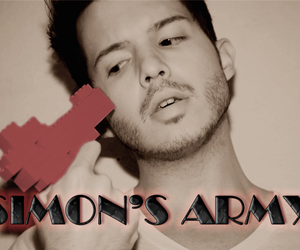 simon curtis and simon's army image