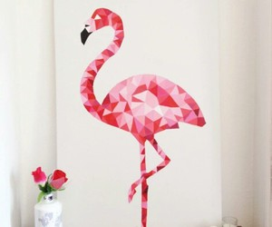 cool, decoration, and pink image