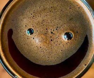coffee, coffe, and happy image