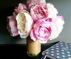 escape, flowers, and girly image