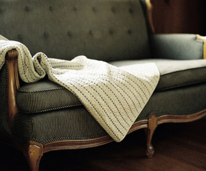 vintage, sofa, and style image