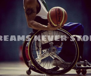 Basketball and Dream image