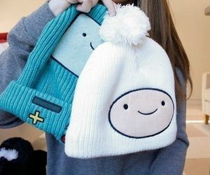 adventure time, finn, and bmo image