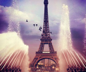 paris, france, and tower image