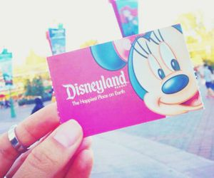 disneyland, mickey mouse, and love image
