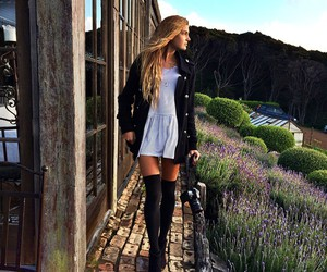 girl, girly, and cute outfit image