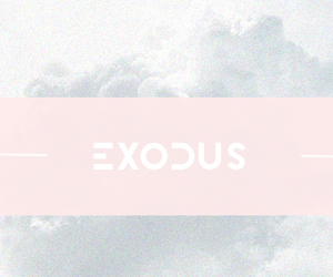 exo, header, and pastel image