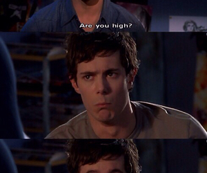 the oc, seth cohen, and funny image