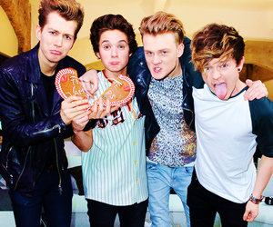 the vamps, boys, and tristan evans image