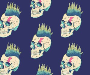 pattern, punk, and background image