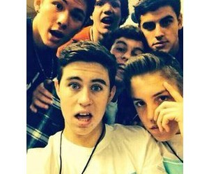 matthew espinosa, shawn mendes, and nash grier image