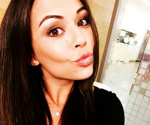 pretty little liars, janel parrish, and mona image