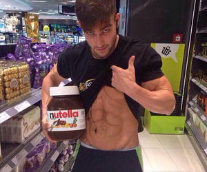 nutella, Hot, and sexy image