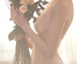 elegant, flowers, and feminine image