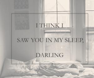 quote, la dispute, and sleep image