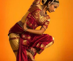 asia, dance, and woman image