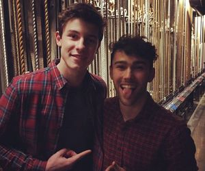max, shawn, and max schneider image
