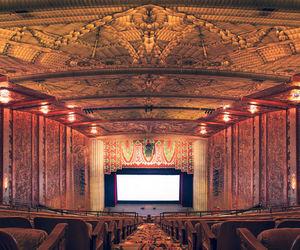 art, hall, and movie image