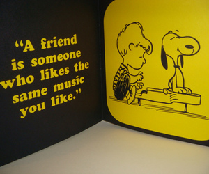 snoopy, peanuts, and friend image