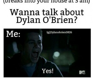 actors, dylan, and obrien image
